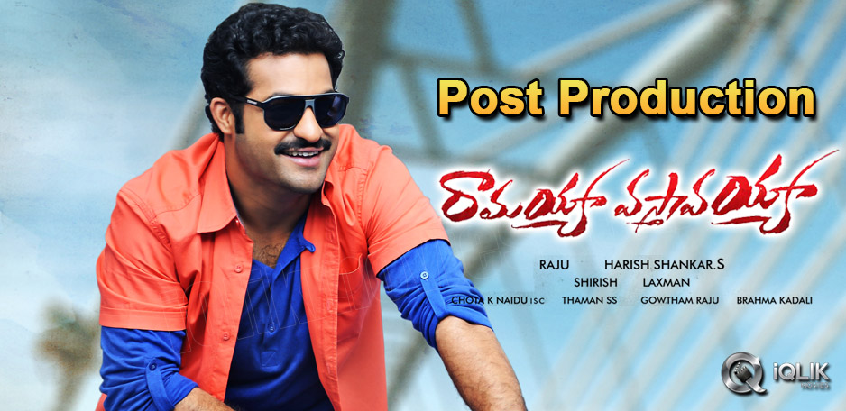 NTR-wraps-dubbing-part