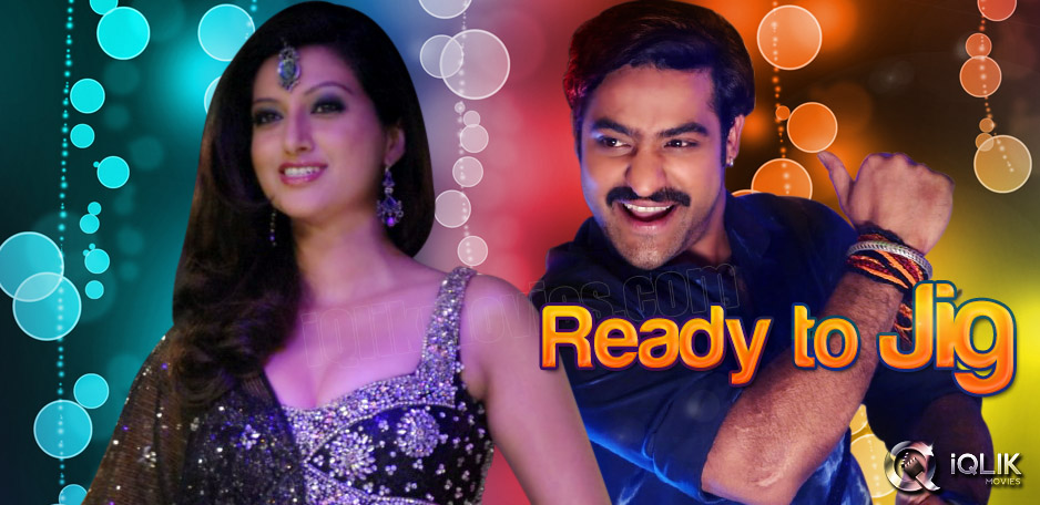 Jr-NTR-Hamsa-Nandini-song-from-Tomorrow