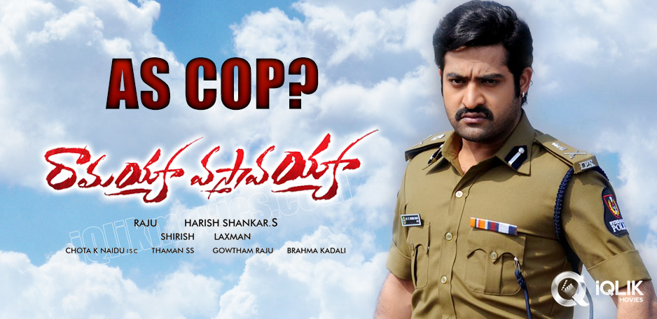 Ramayya-as-Police-officer-