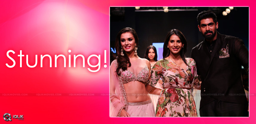 rana-amy-jackson-at-lakme-fashion-week