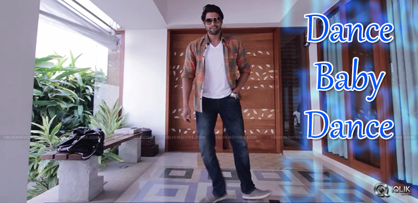 rana-dancing-in-a-film-promotion-video