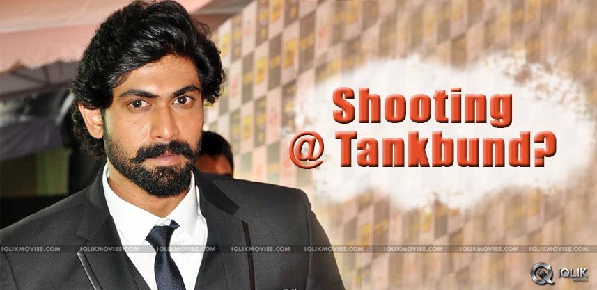 rana-ghaji-movie-shooting-at-tankbund-hyderabad