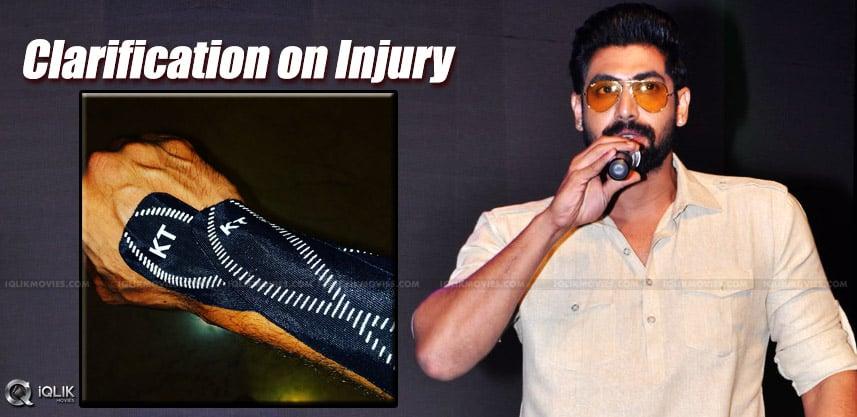 rana-clarification-over-injury-rumours-details