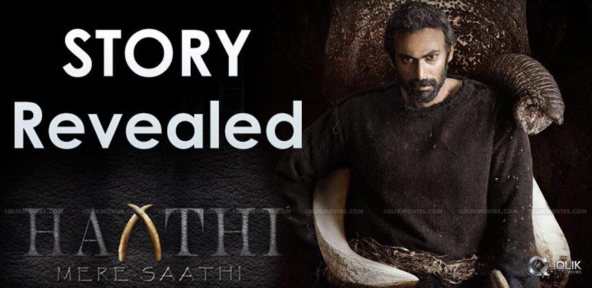 rana-haathi-mere-saathi-story-details
