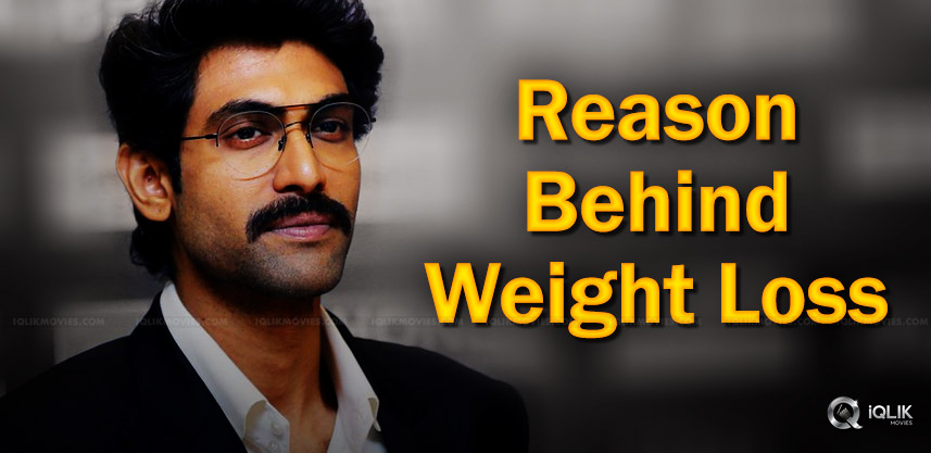 rana-weight-loss-for-ntr-biopic-details