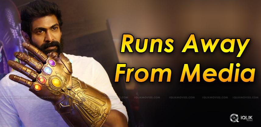 Rana-Runs-Away-From-media-srireddy-