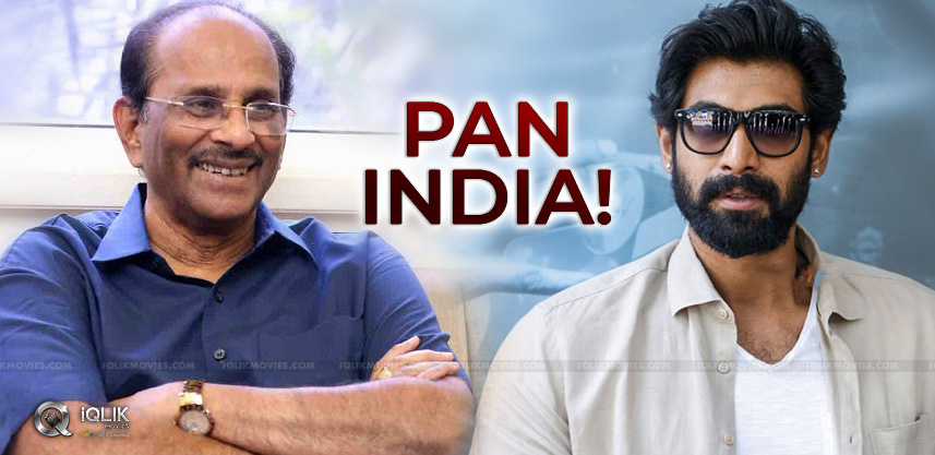 Vijayendra Prasad's Story For Rana?