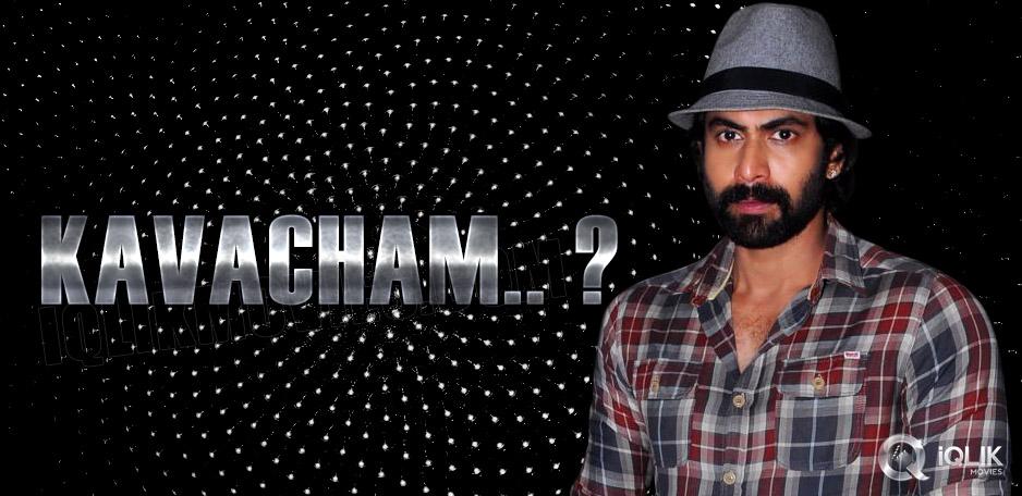Rana-Hanu-film-titled-Kavacham-