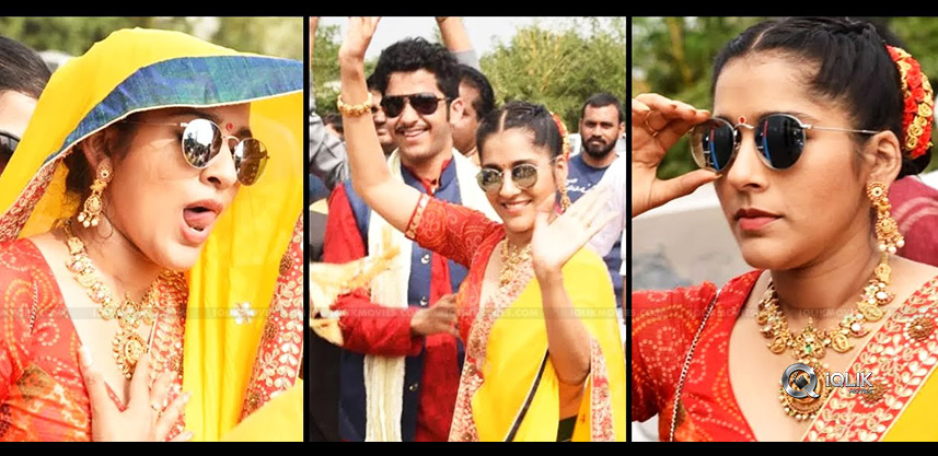Rashmi-Gautam039-s-Hulchul-In-Wedding