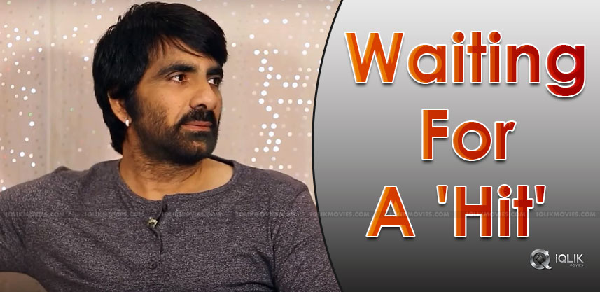 ravi-teja-line-up-of-films-will-decide-future