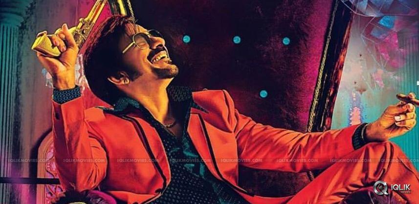 disco-raja-movie-expensive-action-scene