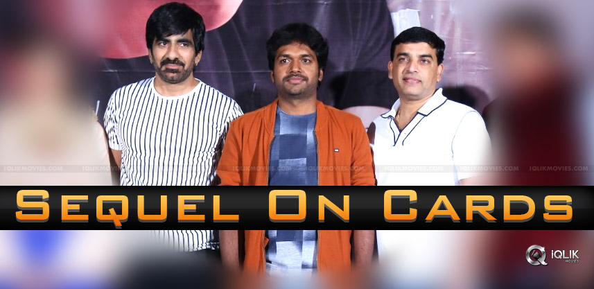 Shocking: Sequel On Cards Raja!