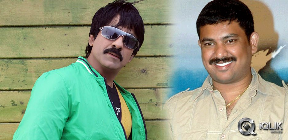 Ravi-Teja-gives-one-more-chance-to-Veera-director