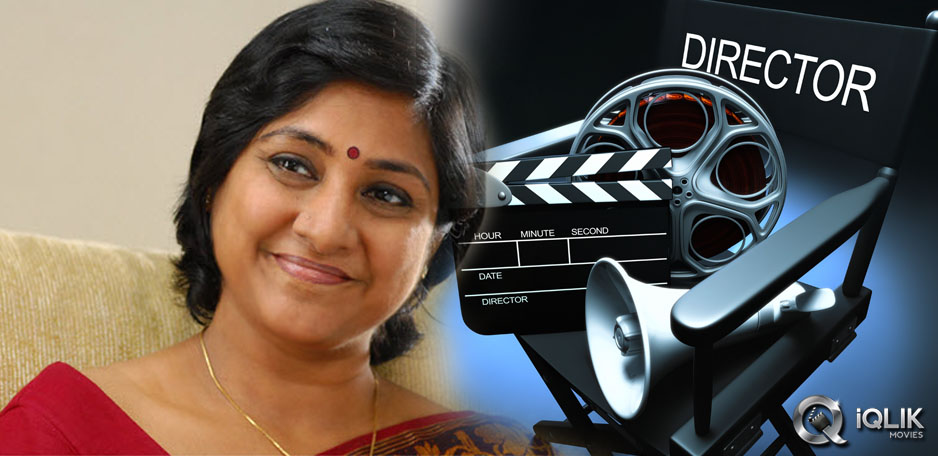Actress-Rohini-to-wield-megaphone