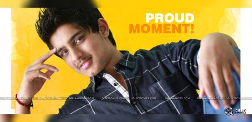 hero-srikanth-son-roshan-debut-film-nirmala-conven