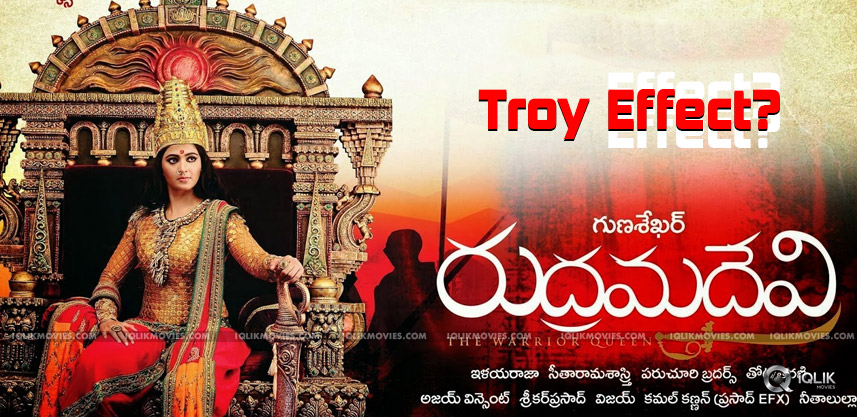 troy-movie-scenes-in-gunasekhar-rudramadevi-film