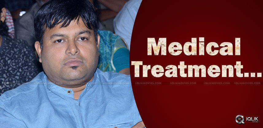 ss-thaman-health-problems