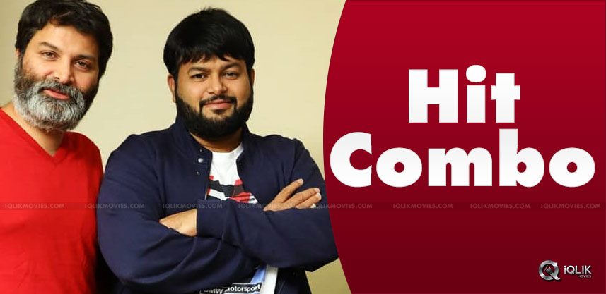 ss-thaman-collaborating-with-trivikram-again