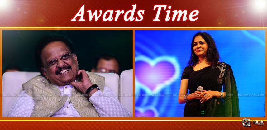 sp-balu-and-sunitha-to-recieve-music-awards