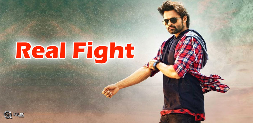 sai-dharam-tej-jawan-fight-sequences-details