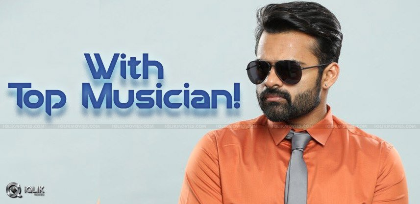 sai-dharam-tej-next-movie-ssthaman