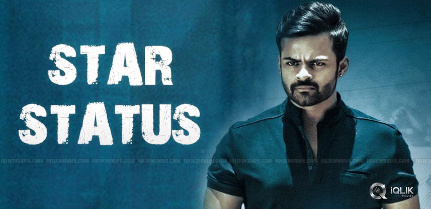 saidharamtej-gets-star-status-with-vvvinayak