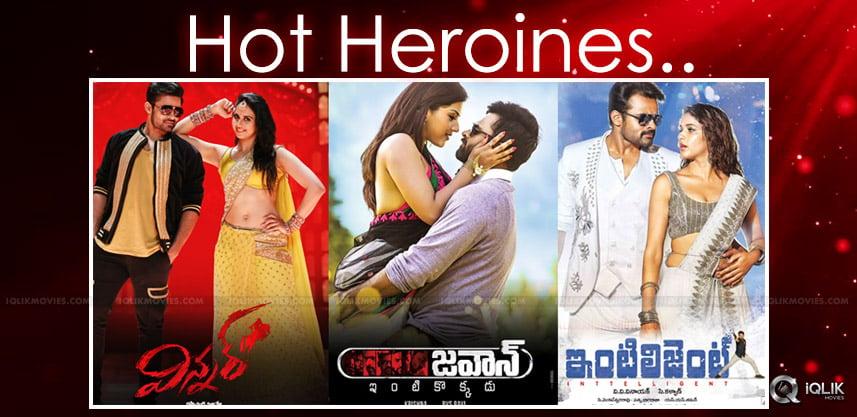 Sai-dharam-tej-hot-heroines-movies-details
