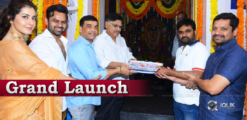 Prati-roju-pandage-movie-launch