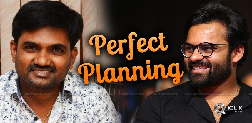sai-dharam-tej-and-maruthi-planning