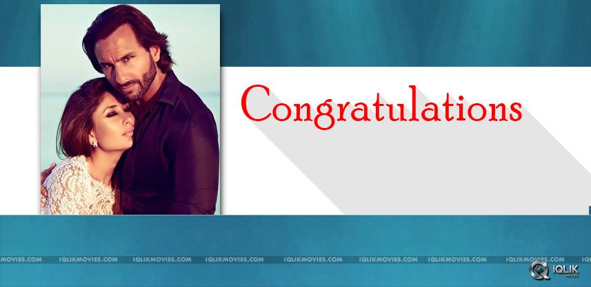 B'wood Star Couple becoming Parents! Saif Ali Khan Wife Details