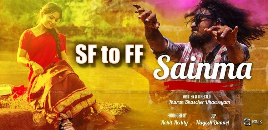 tarun-bhascker-to-make-sainma-as-feature-film