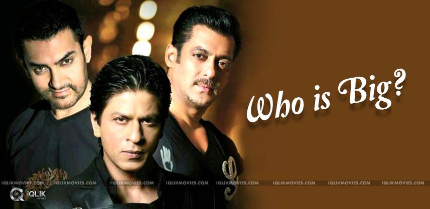 SalmanKhan-AamirKhan-ShahRukhKhan-BiggestKhan