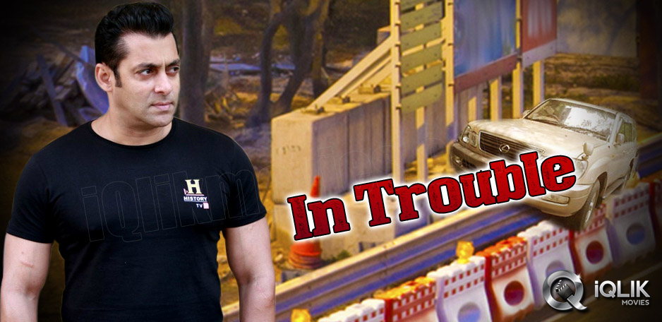 Salman-Khan-Lands-in-Trouble