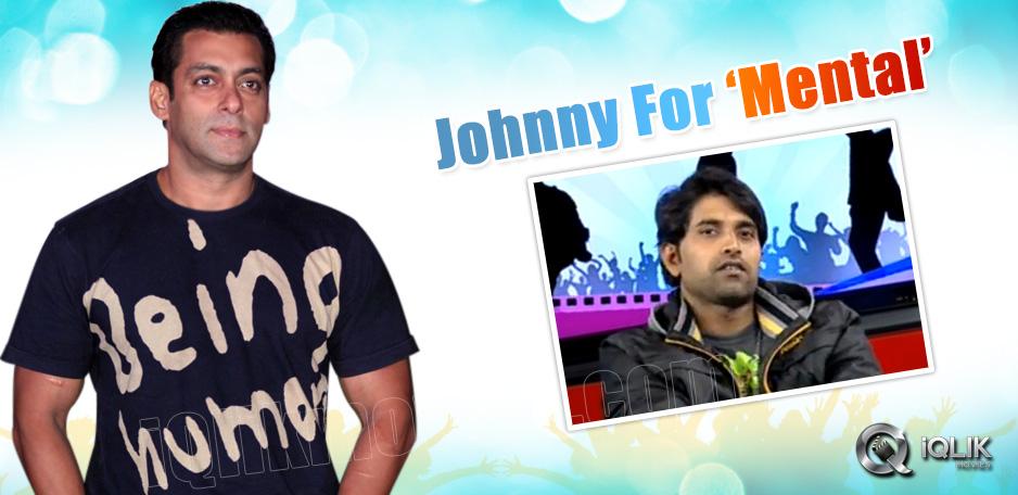 Salman-Khan-calls-Johnny-Master