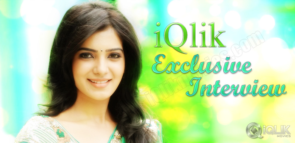 Samantha-Exclusive-interview-for-iQlik