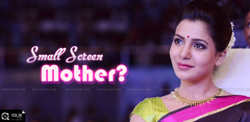 samantha-becomes-small-screen-mother-