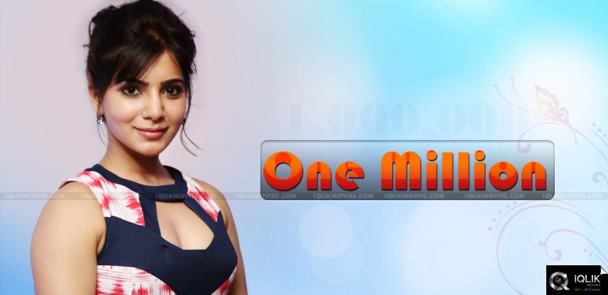 samantha-got-one-million-followers-in-twitter