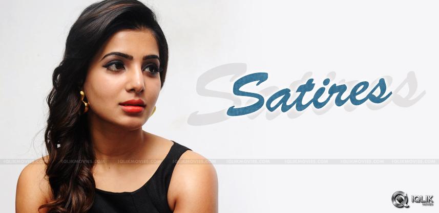 samantha-satires-on-akhil-nithiin-tweets