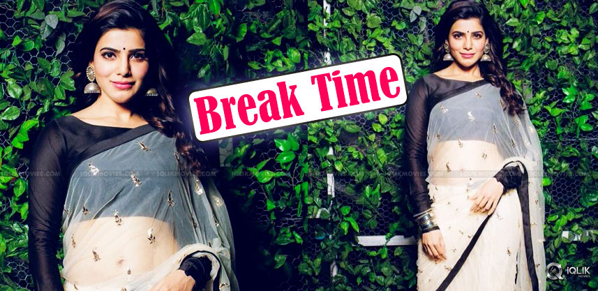 samantha-takes-a-break-from-films