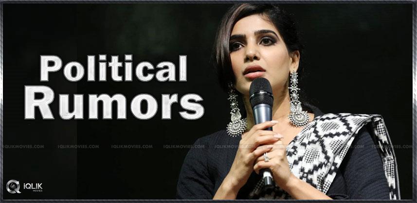 rumors-on-samantha-political-debut-details