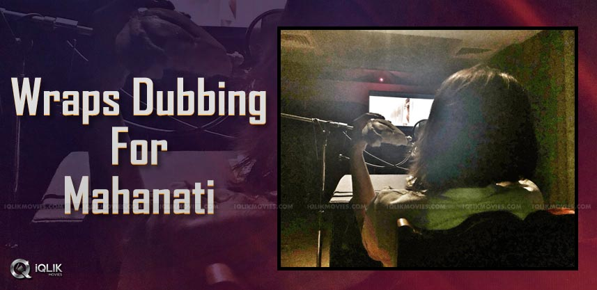 samantha-dubs-for-mahanati-details-