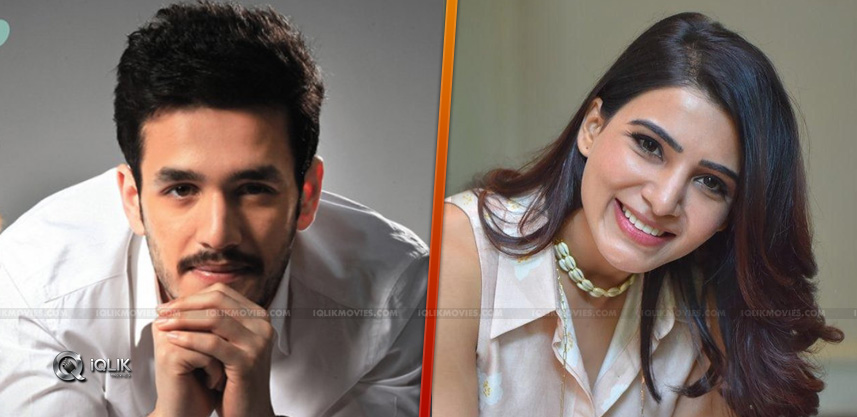 Samantha's Special in #Akhil4?