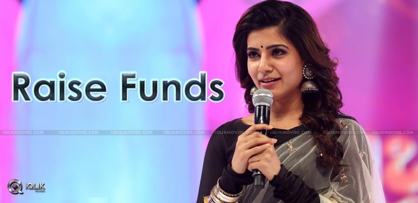 Samantha-auction-pratyusha-foundation