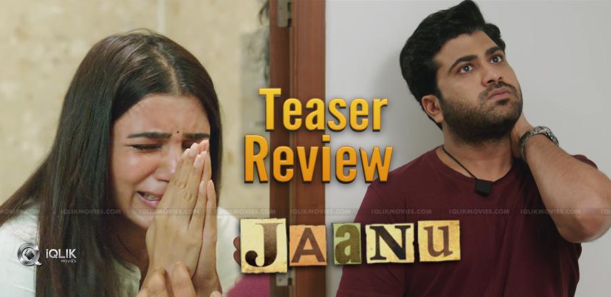 Jaanu-Teaser-Sharwa-Samantha-Nailed-It