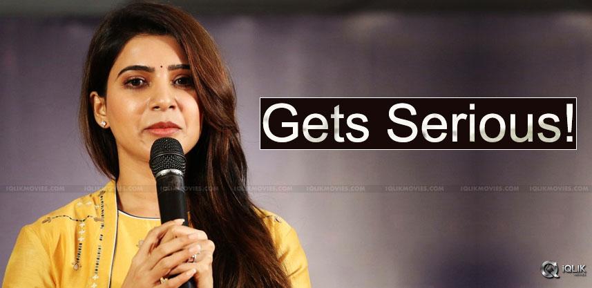 samantha-serious-on-uturn-full-details-