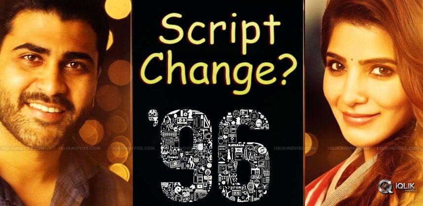 script-change-for-96-telugu-remake