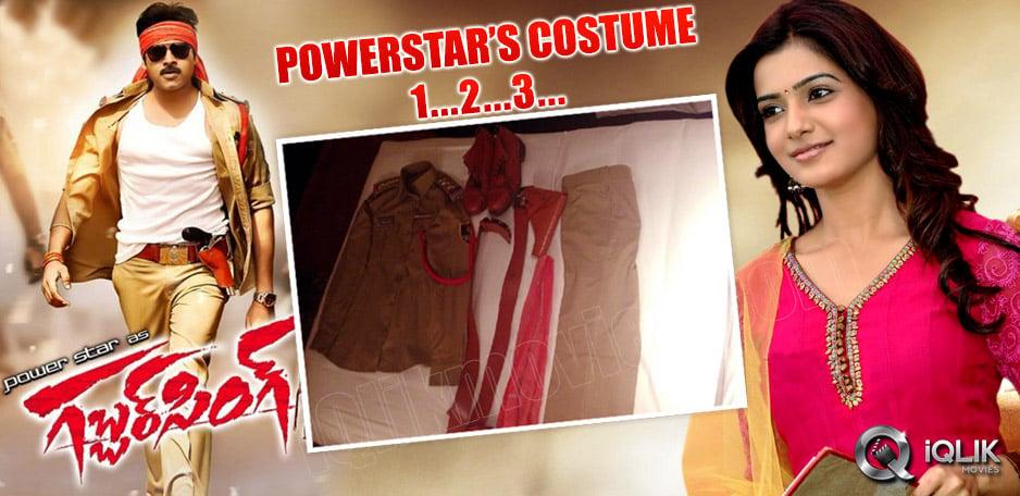 Samantha-to-start-with-Gabbar-Singh-Costumes