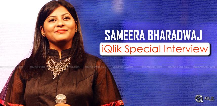 singer-sameera-bharadwaj-interview
