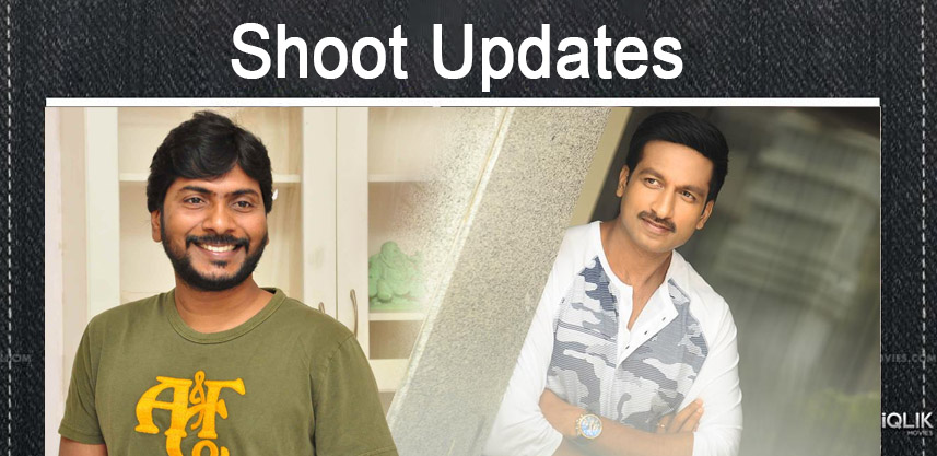 sampathnandi-gopichand-film-shoot-updates
