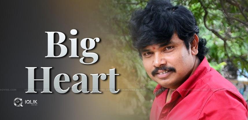 sampoornesh-big-heart-act
